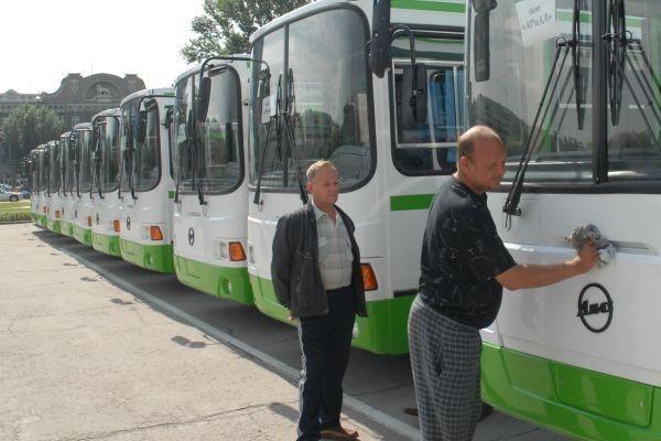 В Волгограде ПАТП №7 рискует обанкротиться после отмены части маршруток