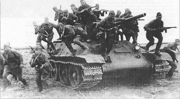 15 августа 1942 года. Итоги трехмесячных боев на советско-германском фронте