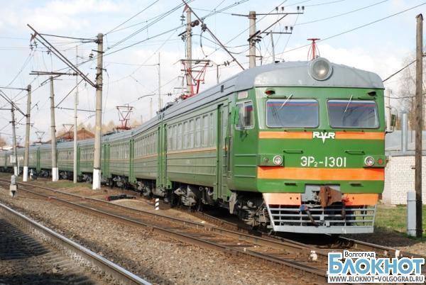 В три района Волгоградской области вновь пустят пригородные поезда
