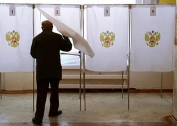 Волгоградцы менее энергичны среди голосующих пообласти