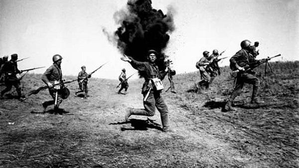 17 июля 1942 года – в большой излучине Дона началась Сталинградская битва