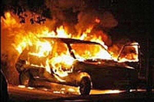 В Волгограде за ночь сожгли «Тойоту» и «Хонду»