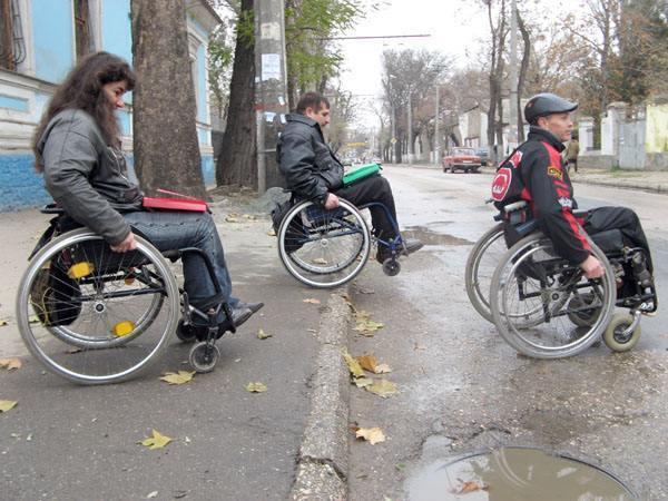 Общественная организация инвалидов как создать