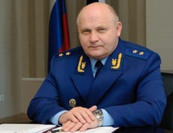 Владимир Чуриков останется на посту прокурора Волгоградской области еще на 5 лет