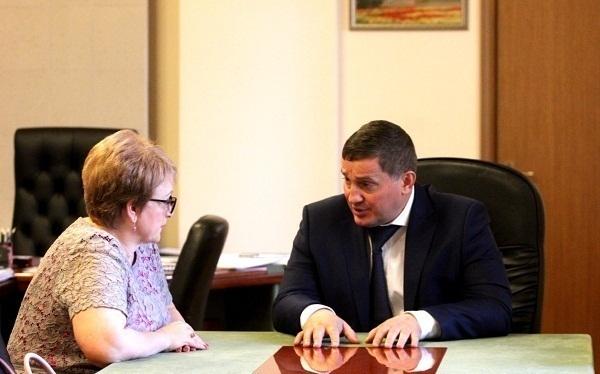 Андрей Бочаров поддержал «Союз женщин» в заботе над детьми-инвалидами