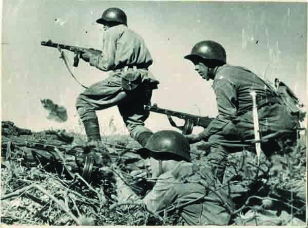 2 ноября 1942 года – звание Героя СССР получает защитник Сталинграда Николай Андреев