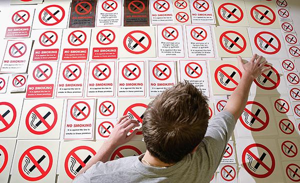 ВВолгоградской области разрабатывают законодательный проект, ограничивающий права курильщиков
