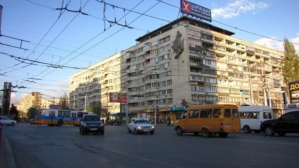 ВВолгограде сзавтрашнего дня изменяется схема движения попроспекту Ленина