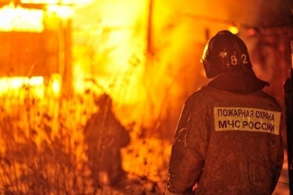 ВМихайловке впожаре в личном доме пострадал 79-летний пенсионер