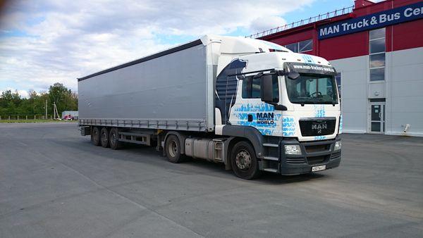 На юге Волгограда в грузовике скончался дальнобойщик из Тамбовской области