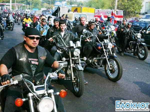 Волгоградские байкеры добрались до Байкала