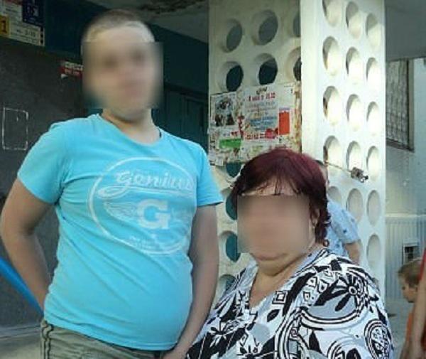 Мать одтрахала друга сына