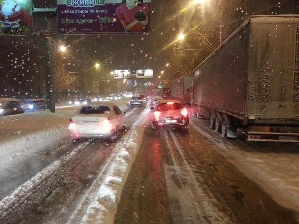 В Волгоградской области ожидаются снегопад, метель и туман