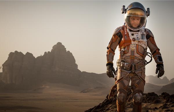Объявляем победителей конкурса «Хотите сходить на фильм «Марсианин»?