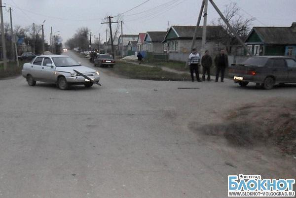 Начинающий водитель стал виновником ДТП в Волгоградской области