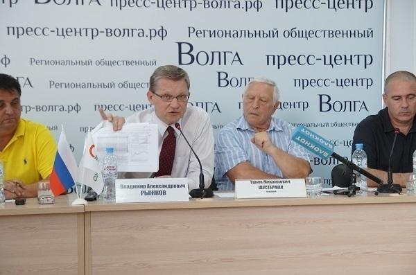 Волгоградский эксперт назвал Рыжкова недальновидным политиком, привлекающим маргиналов