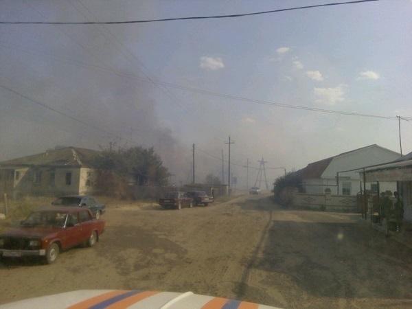 Из-за пожаров в Волгоградской области запретили охоту