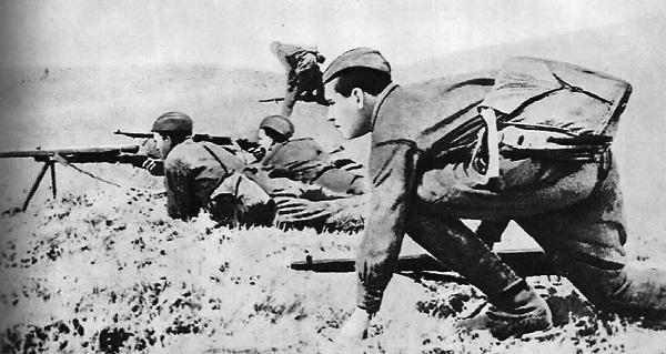 24 июля 1942 года - писатель Серафимович призывает бойцов отстоять Волгу