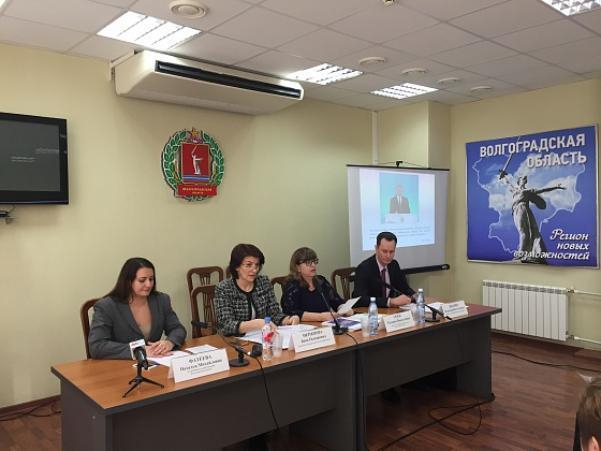 Разработчики скандального волгоградского Социального кодекса теперь «помогут» президенту