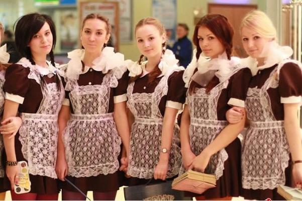 В Волгограде едва не ввели обязательную школьную форму