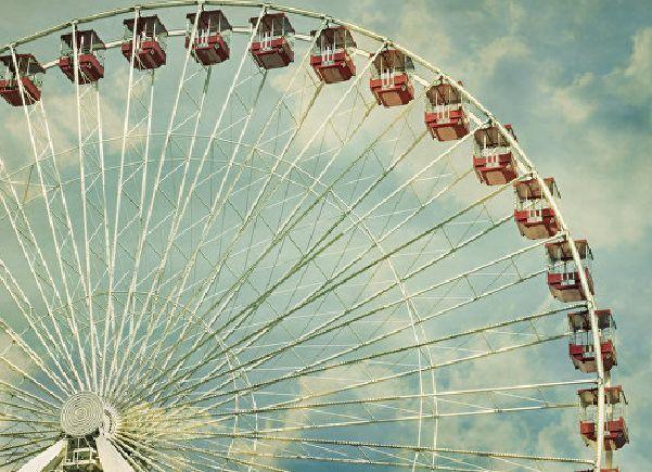 50-метровое колесо обозрения откроется в ЦПКиО Волгограда осенью