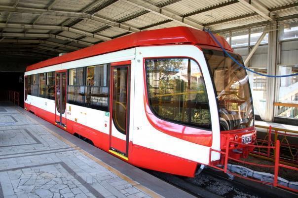 В Волгограде на запуск скоростного трамвая после ливня ушло четыре дня