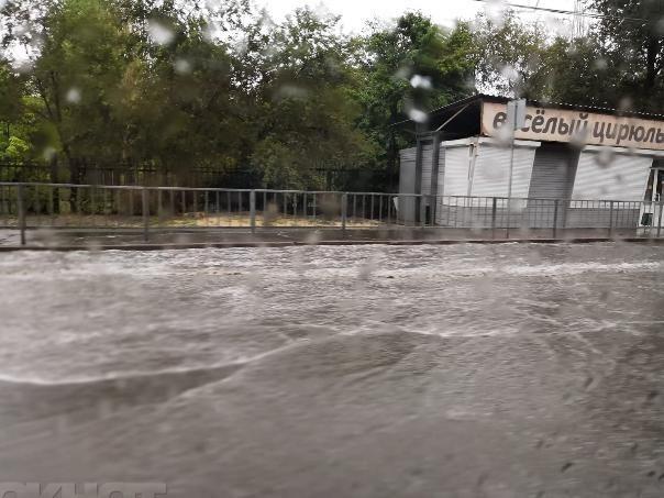 ВВолгоградской области объявлено штормовое предупреждение
