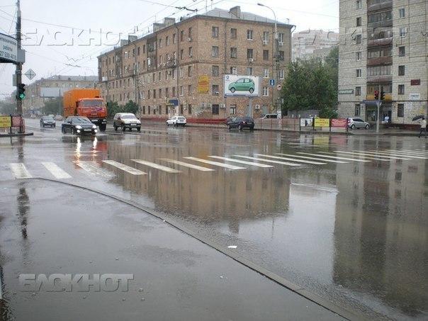 В Волгоград пришла весна с дождями и потеплением до +10