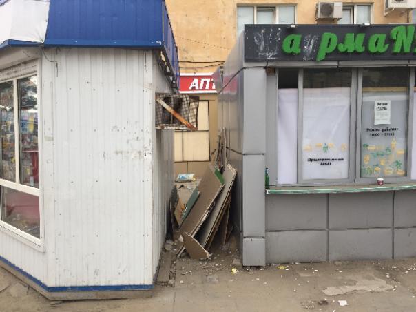 Волгоградец пожаловался прокурору области на кучи мусора и нерадивого главу района