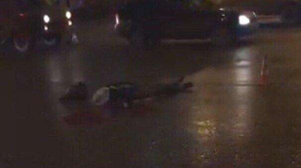 У «Торгушки» вВолгограде насмерть сбили пожилого мужчину