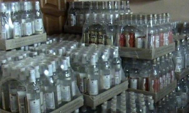 В Волгоградской области уничтожено 18,5 тысяч литров спирта