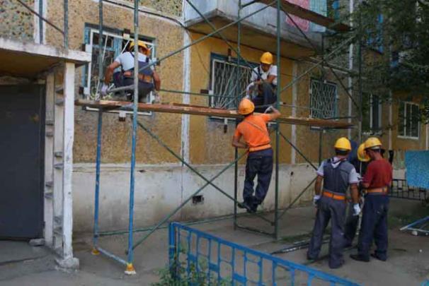 В Волгограде провален план по капремонту многоквартирных домов