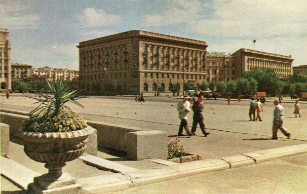 Календарь: 56 лет назад на картах мира появился новый город – Волгоград