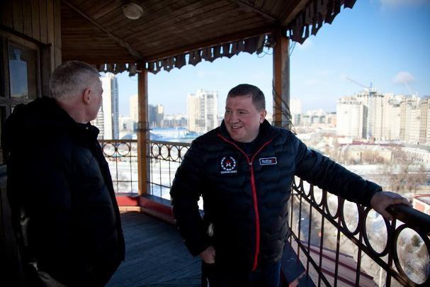 У Андрея Бочарова есть шанс стать почетным гражданином Дубовки