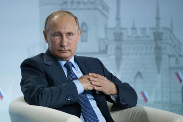 Волгоградцы поддержали выдвижение Владимира Путина на пост президента России