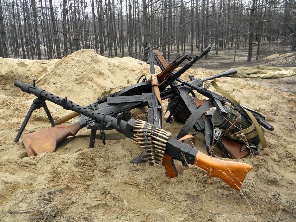 600 тысяч рублей есть у волгоградской полиции на выкуп оружия у населения