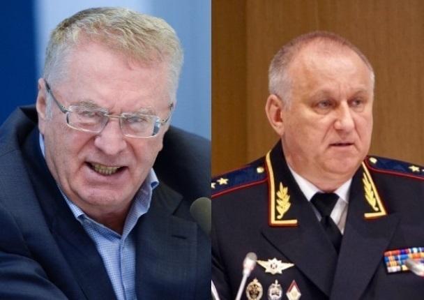 Владимир Жириновский призвал брать пример с волгоградской полиции