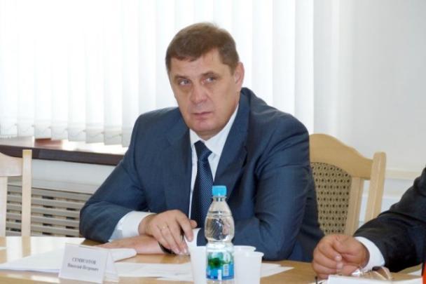 Спикер облдумы Николай Семисотов уезжает из Волгограда в Ростов