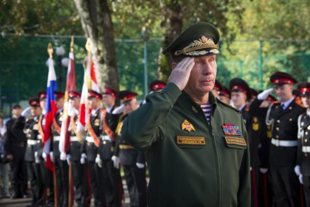 Главком Росгвардии прибыл в Волгоград