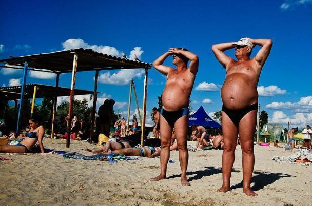 На миллионный Волгоград власти открывают всего два пляжа