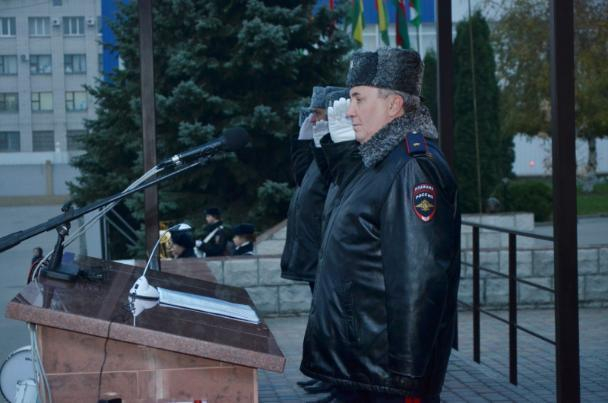 Начальник Волгоградской академии МВД готов принимать подарки