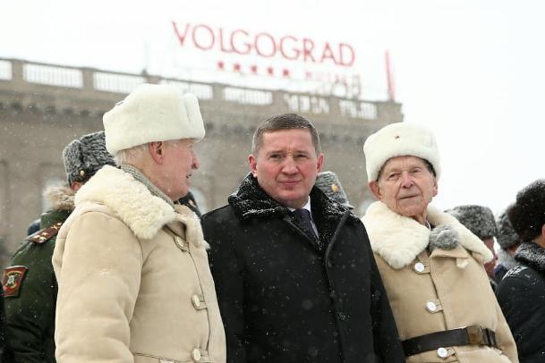 Андрей Бочаров не стал гордостью Волгограда