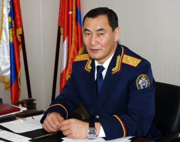 Михаил Музраев награжден медалью «За заслуги»