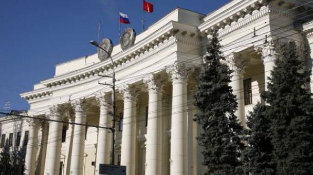 В Волгограде «упал» официальный сайт администрации региона