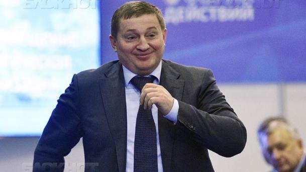 Андрей Бочаров провел 1января в клинике скорой помощи