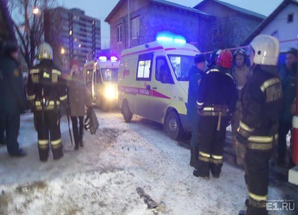 Под Волгоградом семья из четырех человек погибла, отравившись угарным газом