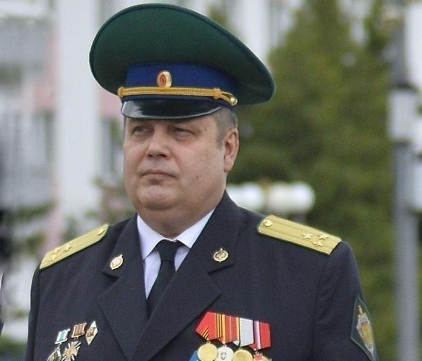Новый глава таможенного управления ФСБ переедет вВолгоград изБрянска