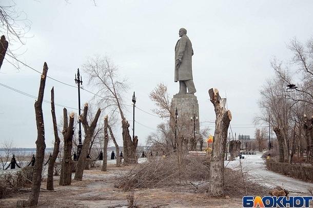 Как памятник Ленину стал символом Волгограда
