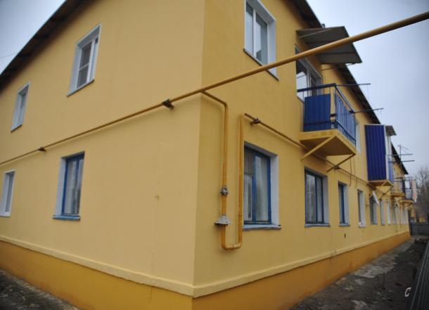 Капремонт четырех многоквартирных домов закончился вКамышине