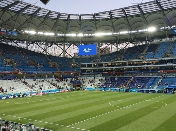 В топ-3 самых дорогих стадионов ЧМ-2018 попал «Волгоград Арена»